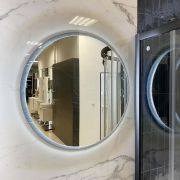 LED Mirror Allure Marble Paris