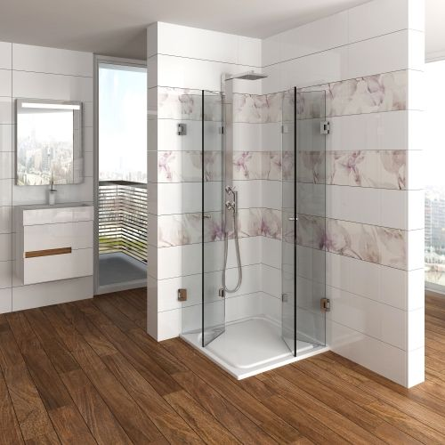 Glass Shower Enclosure Armonia Molti