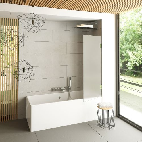 Sempre Glass Bath Screen 6 mm