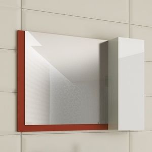 Bathroom Mirrored Cabinet Kara