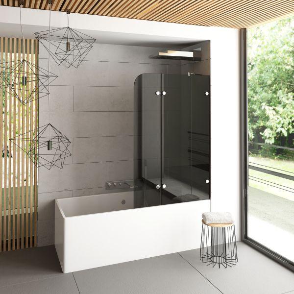 Favorito Glass Bath Screen 6 Mm