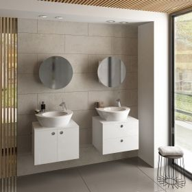 Bathroom Mirrored Cabinet Ponto