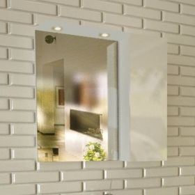 Bathroom Mirrored Cabinet Diverso