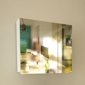 Bathroom Mirrored Cabinet Fiore