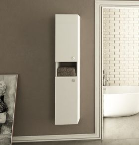 Bathroom Column Cabinet UNA