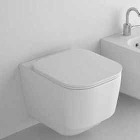 Fusion Compact Hung Toilet