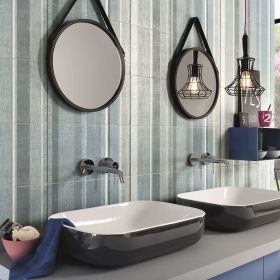 Impronta Couture Bathroom Tiles