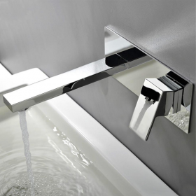 Ergo-Q Single Lever Concealed Mixer Tap