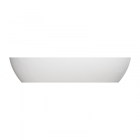 Siena 60 Sit-on Washbasin