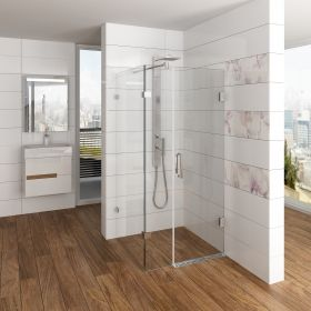 Isola Glass Shower Enclosure 8 mm
